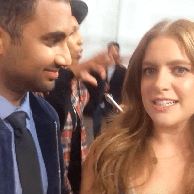 Aziz Ansari on Committed Relationships Is All of Us