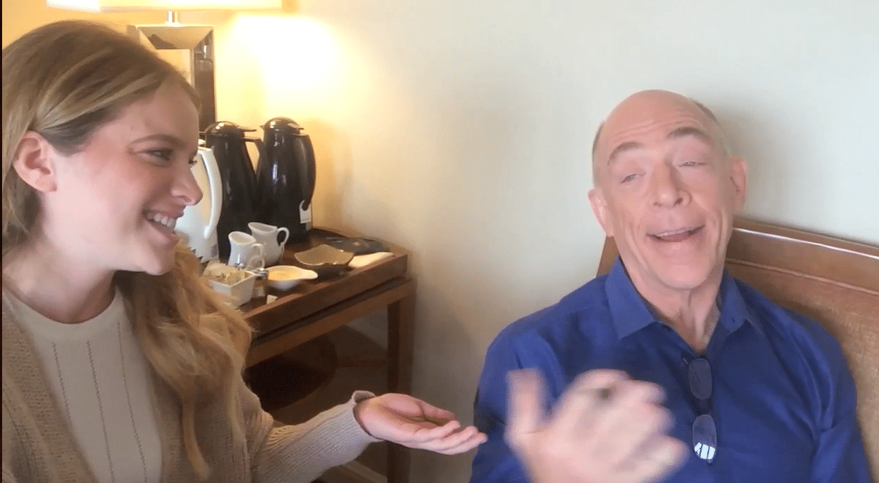 J.K. Simmons Proves Us All Wrong While Doing #WeAreMore Challenge