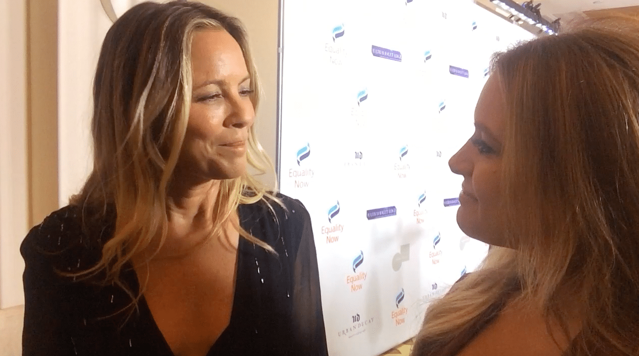 Maria Bello Refuses to Look Perfect on Instagram Because #WeAreMore