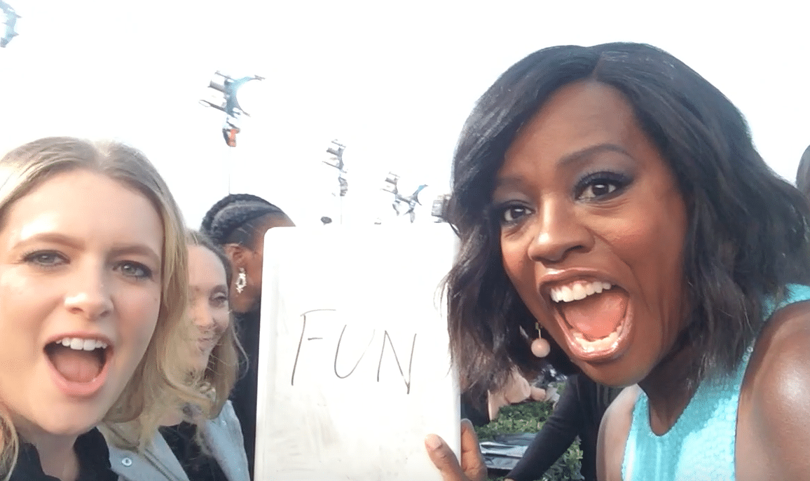 Viola Davis Crushes #WeAreMore by Surprising Everyone