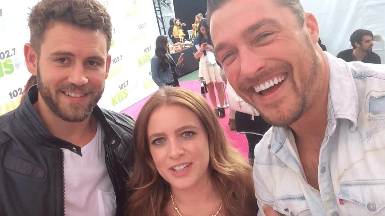 Nick Viall & Chris Soules Gave Me a Lil 'Bachelor' Real Talk