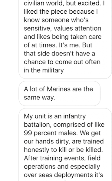 Whats it like dating someone in the army
