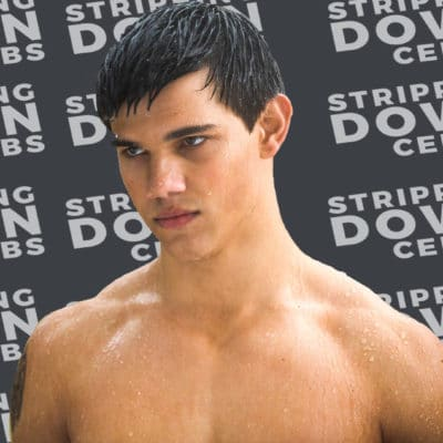 Taylor Lautner Told Me He's Over Being Shirtless & I Don't Blame Him