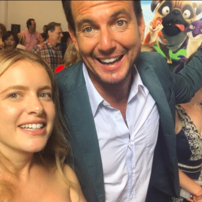 Will Arnett Tapes Our Selfie Interview on His Phone