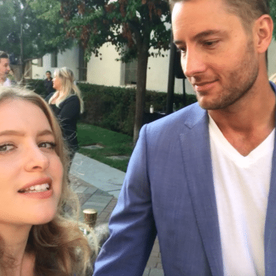 Justin Hartley Says Guys Need a Class on How to Be Men