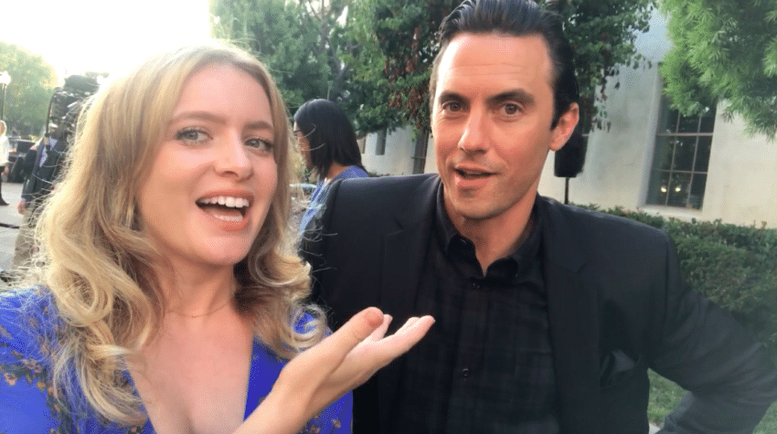 Milo Ventimiglia on Dating & Technology