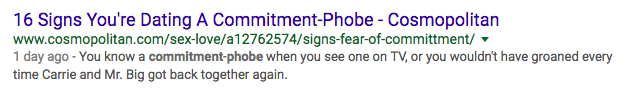 commitment-phobe
