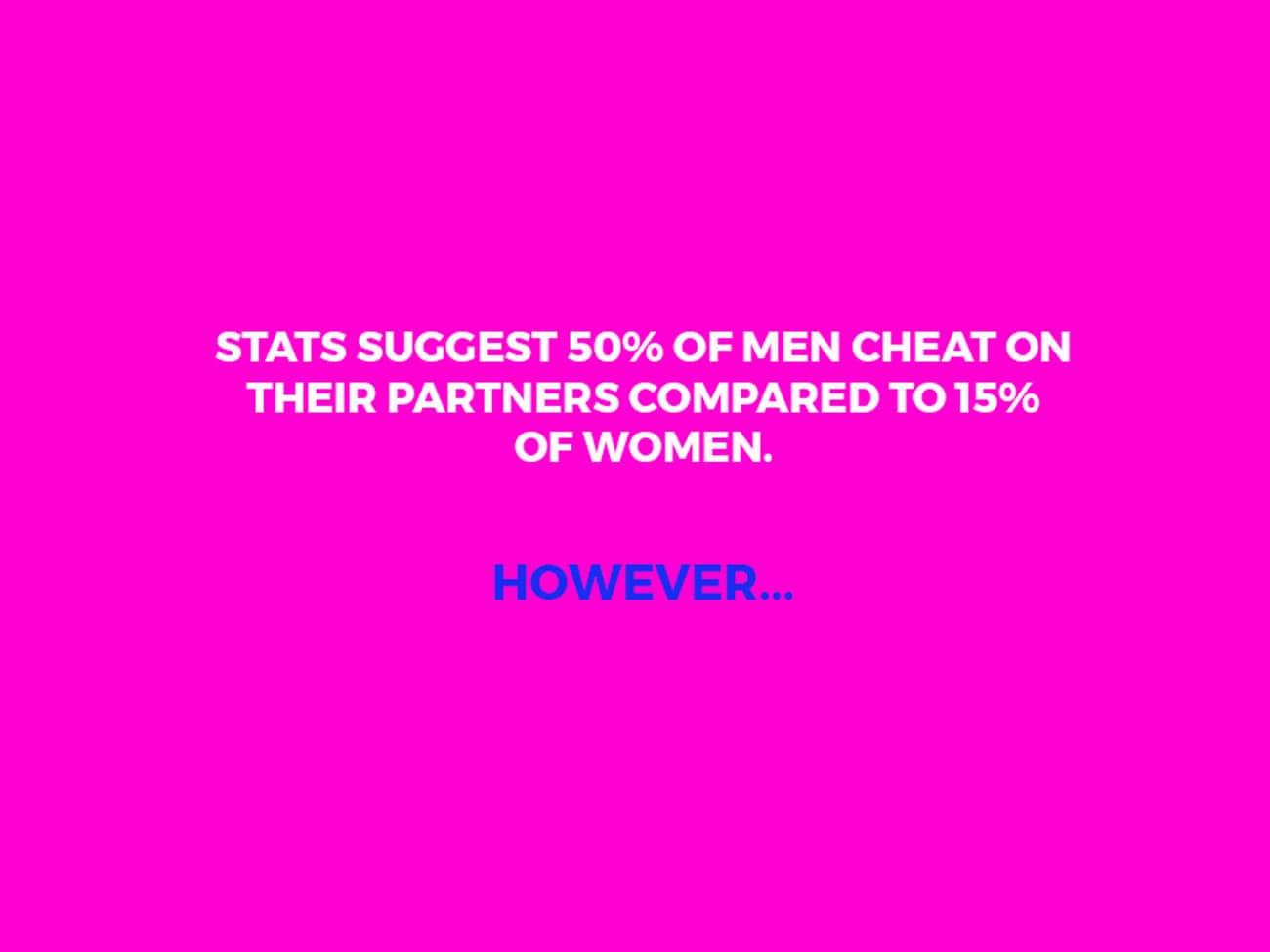 women-cheat