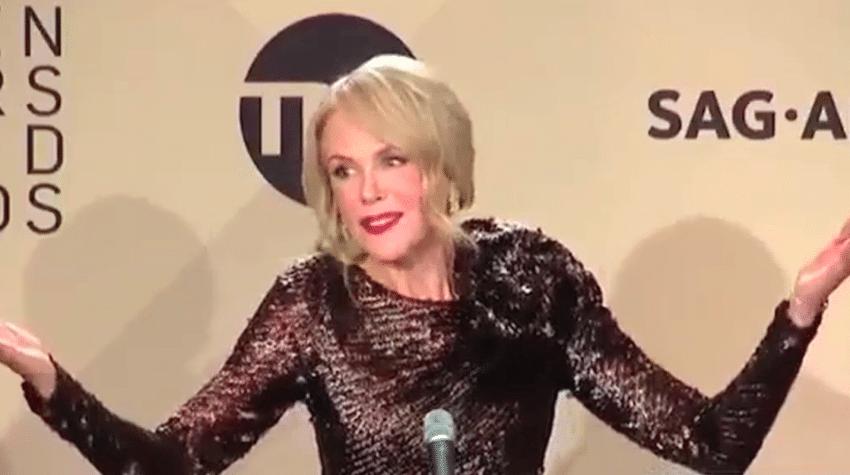 "Getting Nicole Kidman to Say ""I Sleep With [Keith Urban]!"""