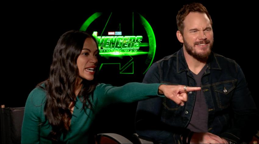avengers infinity war interview