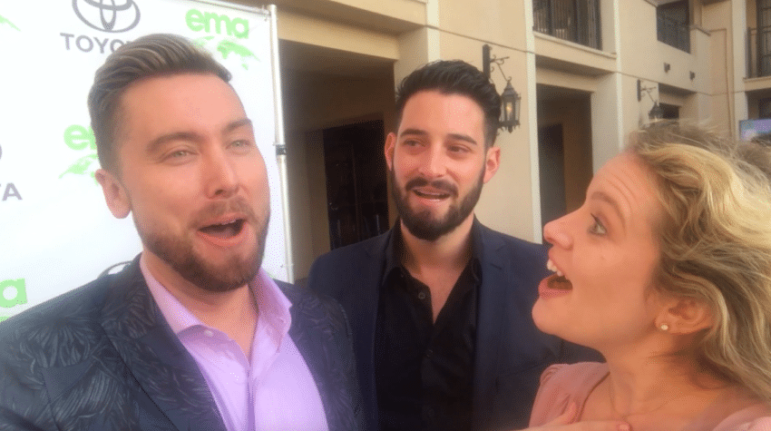 Lance Bass Tells the Truth About ALL Men