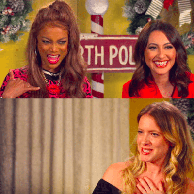 """Tyra Banks Says Her ANTM """"Character"""" Wasn't Her Real Self"""