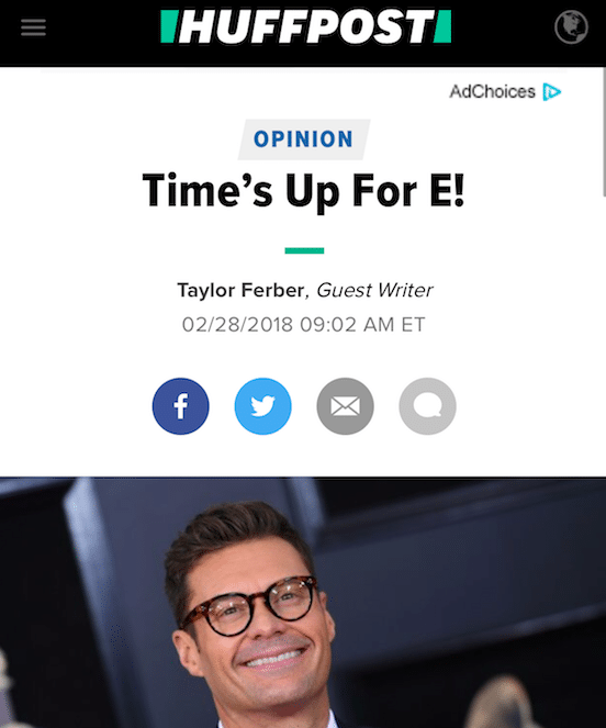 e network time's up