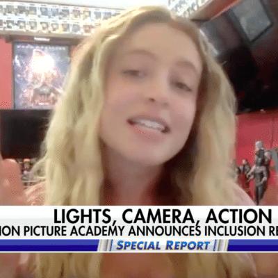 My Fox News Segment on Oscars New Inclusion Rules