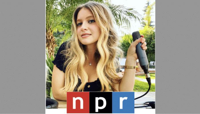 We Love an NPR Moment!